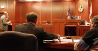 criminal case, Arraignment, Arthur Hearing?